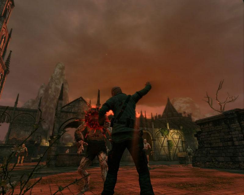 Oznámena střílečka s démony The Haunted: Hell's Reach 16304
