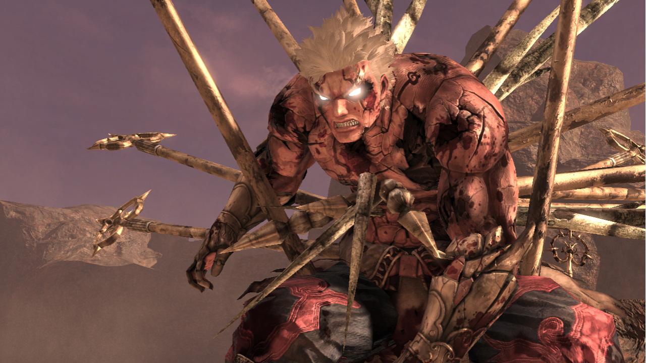 TGS: Asura's Wrath: válka bohů započne 16472