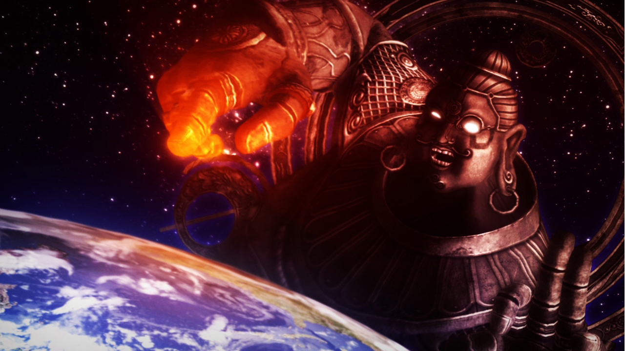 TGS: Asura's Wrath: válka bohů započne 16473