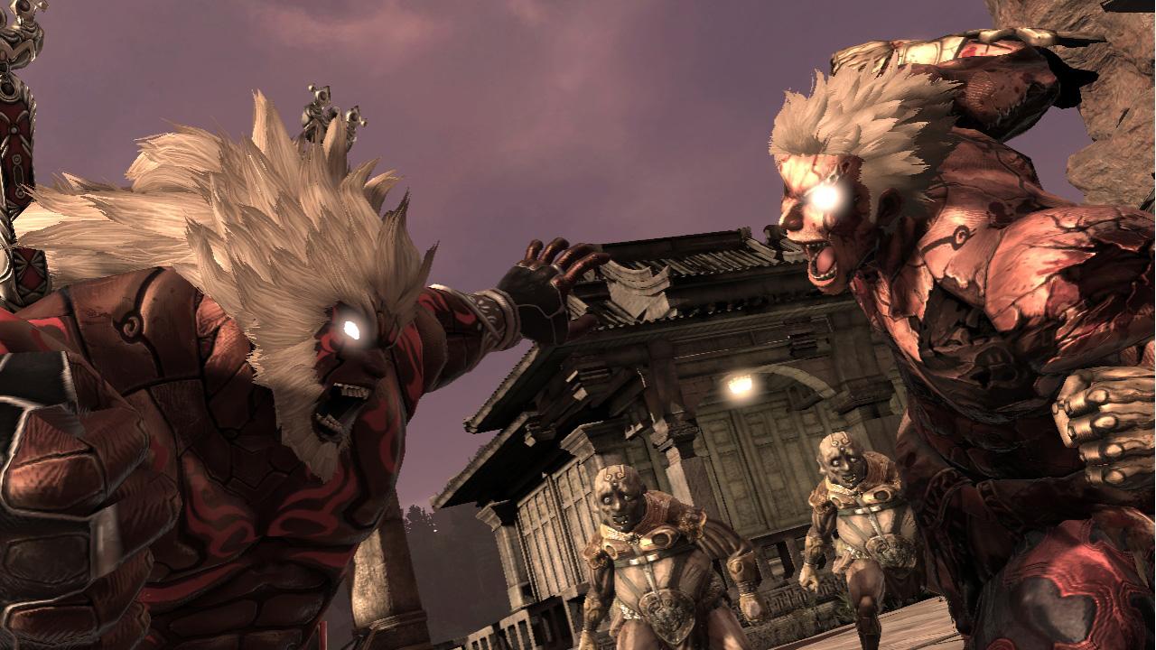 TGS: Asura's Wrath: válka bohů započne 16474