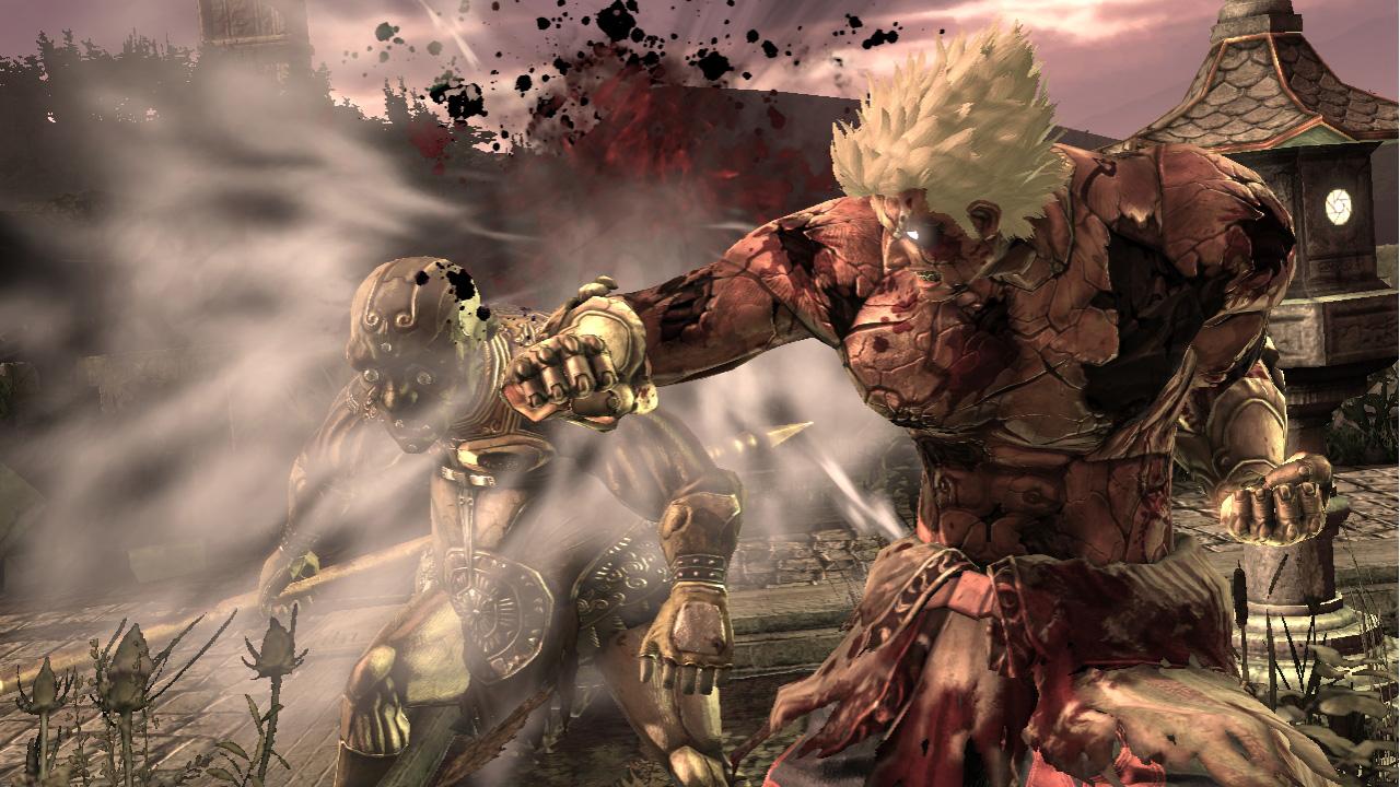 TGS: Asura's Wrath: válka bohů započne 16475