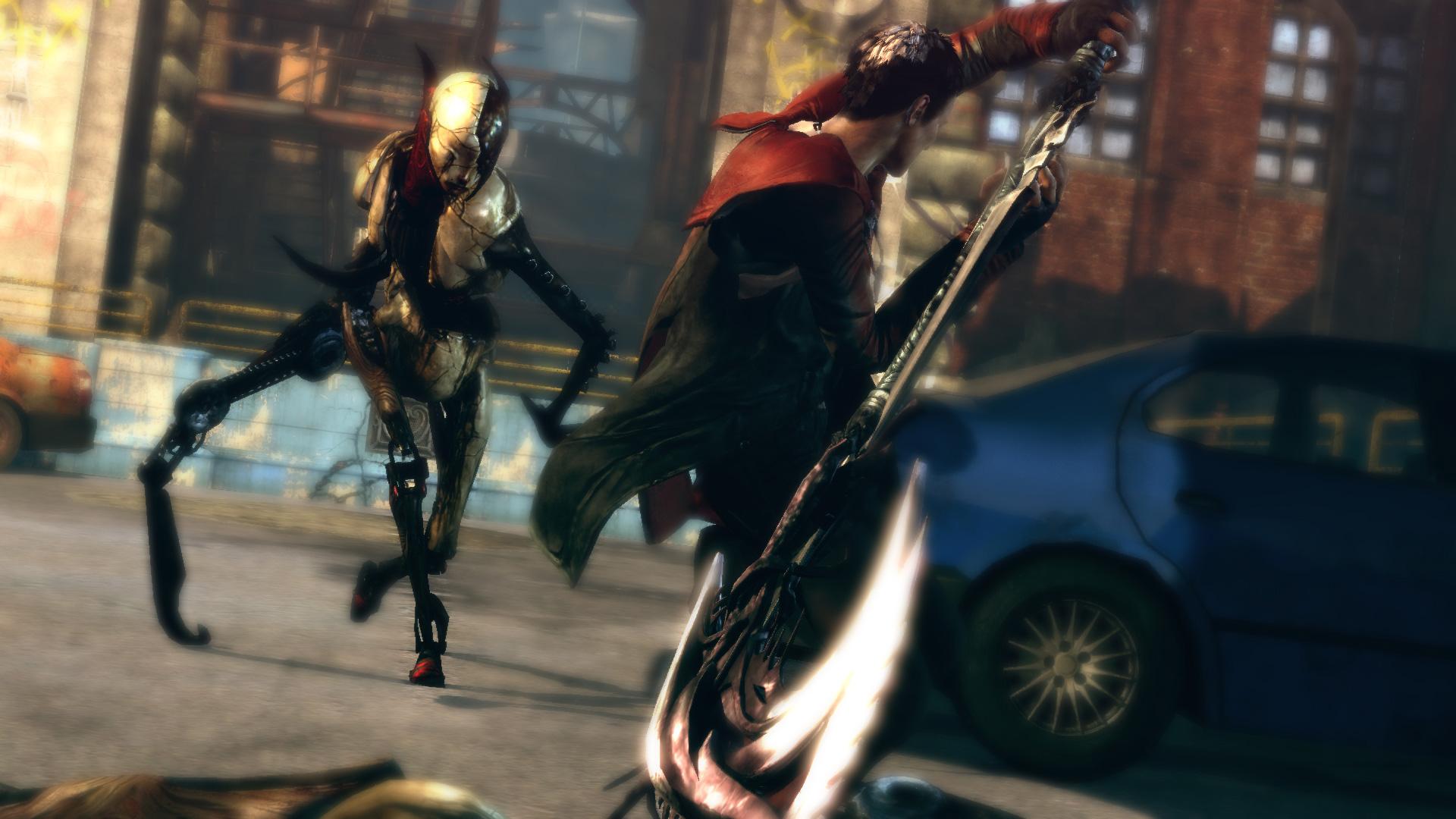 Danteho změna byla záměrná, říká Capcom 16484