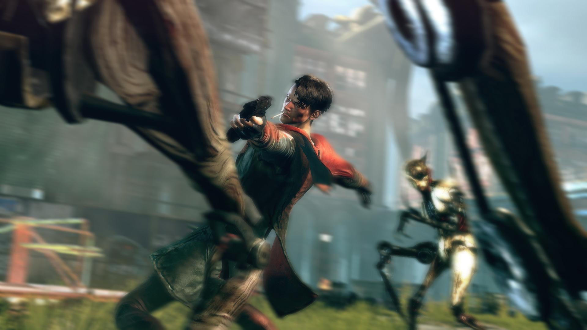Danteho změna byla záměrná, říká Capcom 16486
