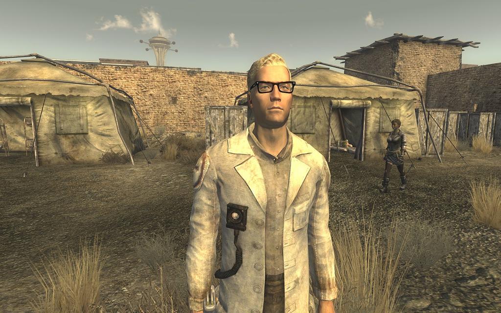 Společníci ve Fallout: New Vegas - seznamte se 16502