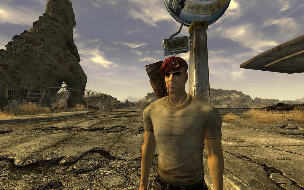 Společníci ve Fallout: New Vegas - seznamte se 16503