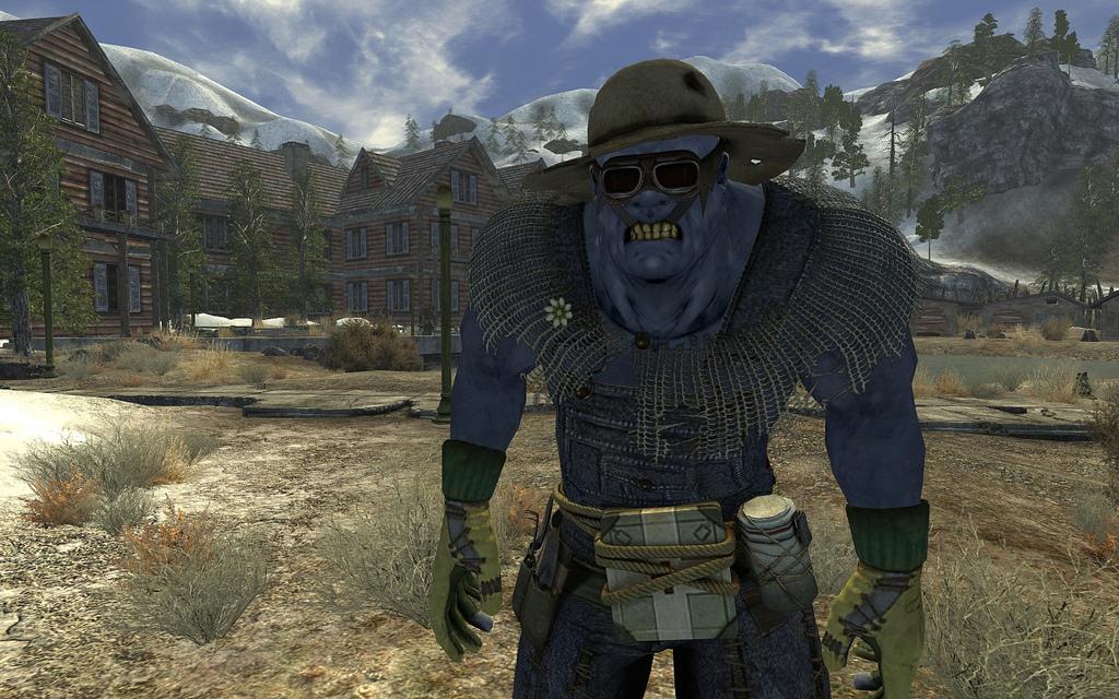 Společníci ve Fallout: New Vegas - seznamte se 16505