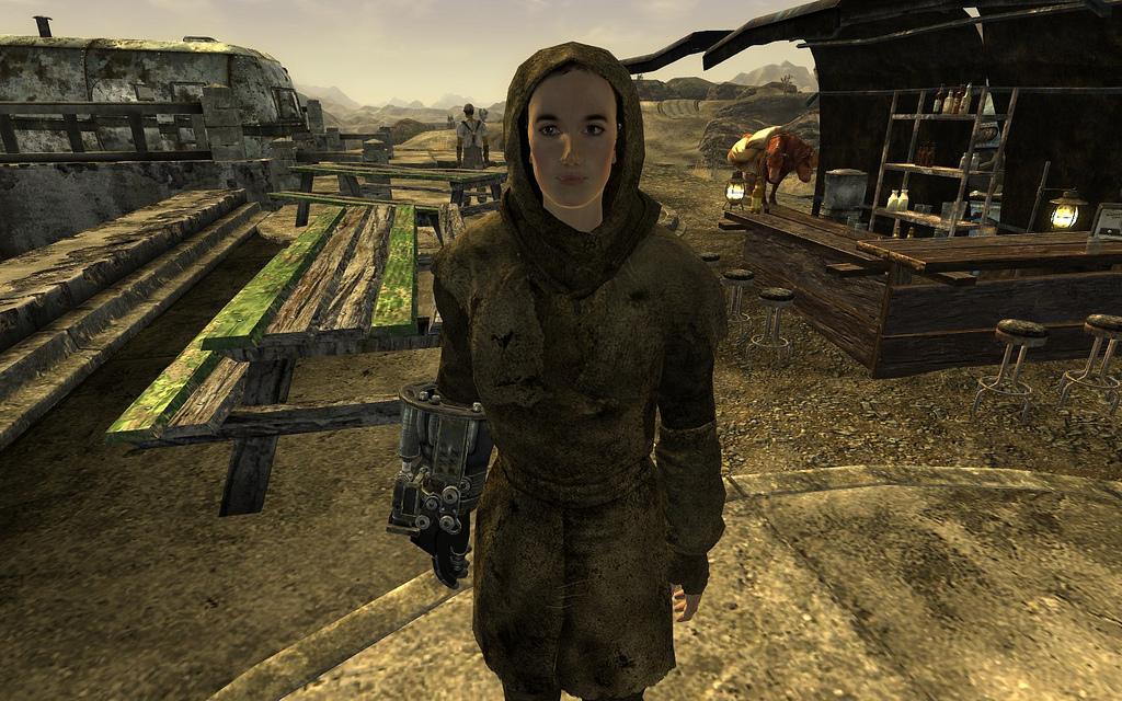 Společníci ve Fallout: New Vegas - seznamte se 16507