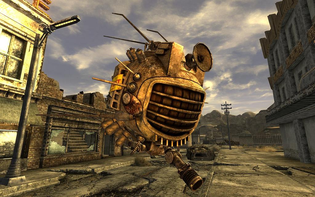 Oznámeno DLC pro Fallout: New Vegas 16508