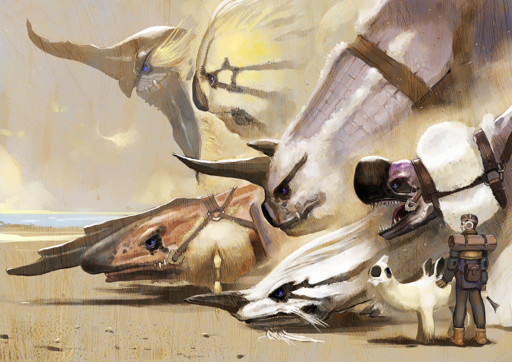 TGS: Létající draci v Project Draco pro Kinect 16554