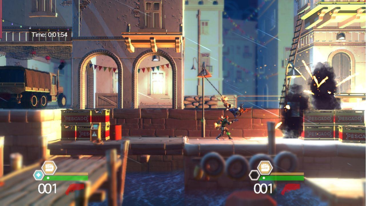 TGS: Bionic Commando: Rearmed 2 – trailer a galerie 16579