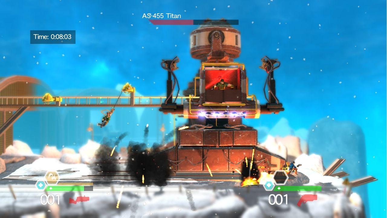 TGS: Bionic Commando: Rearmed 2 – trailer a galerie 16583