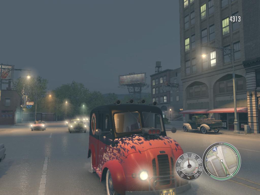 Mafia 2: Jimmyho vendeta – zpět do víru velkoměsta 16600