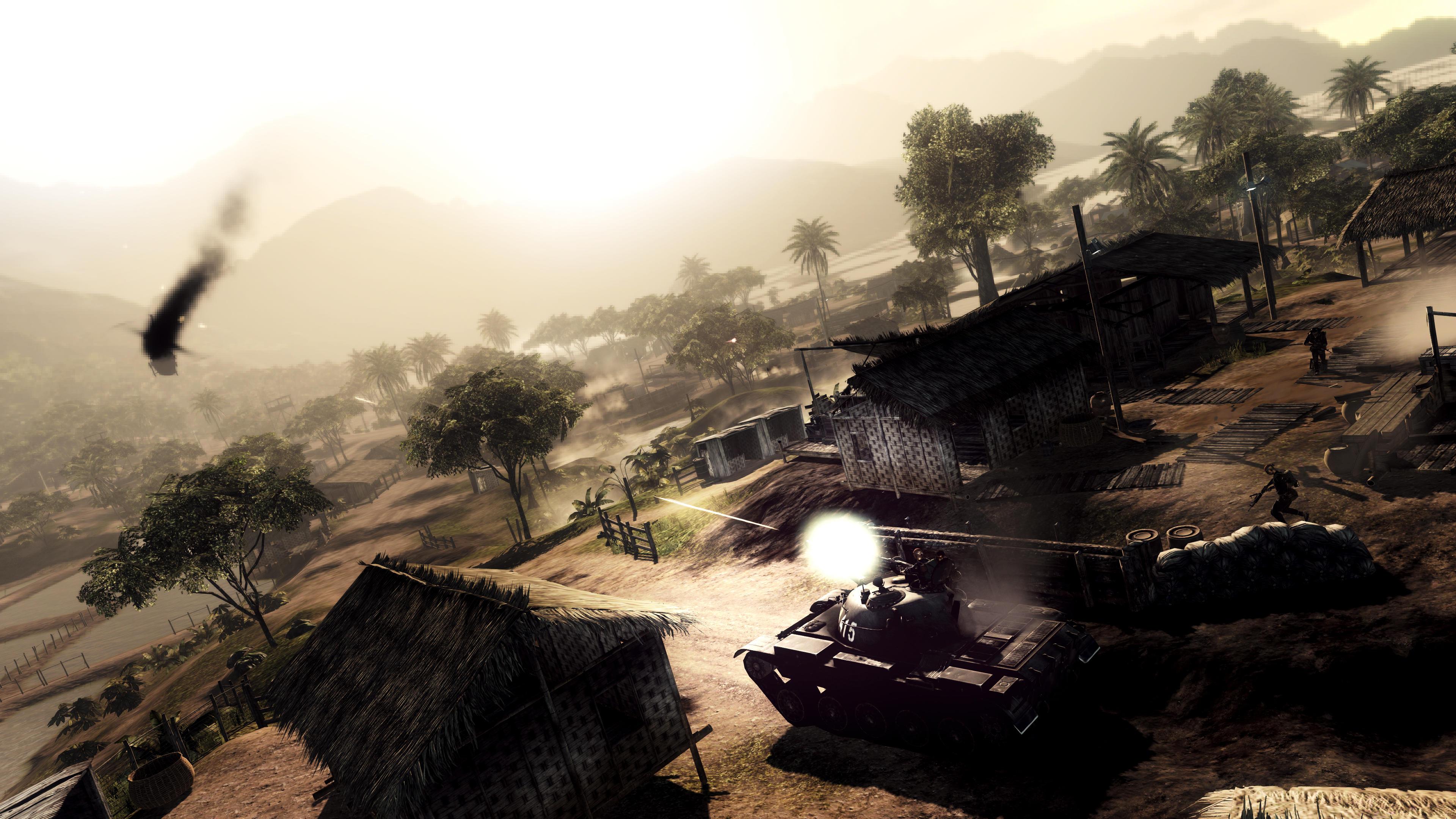 Vietnamská válka v Battlefield: Bad Company 2 16625