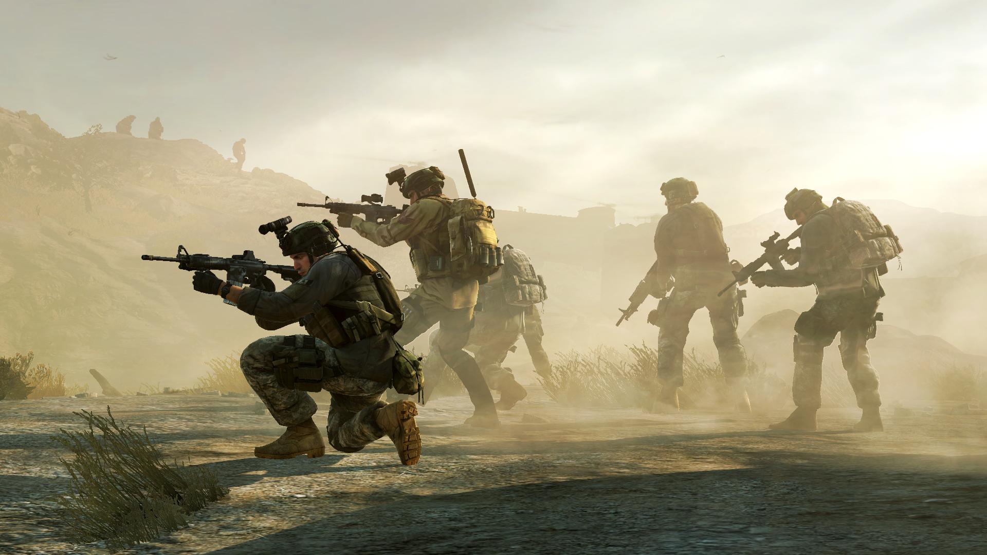 TGS: Medal of Honor – mediální nášup 16638
