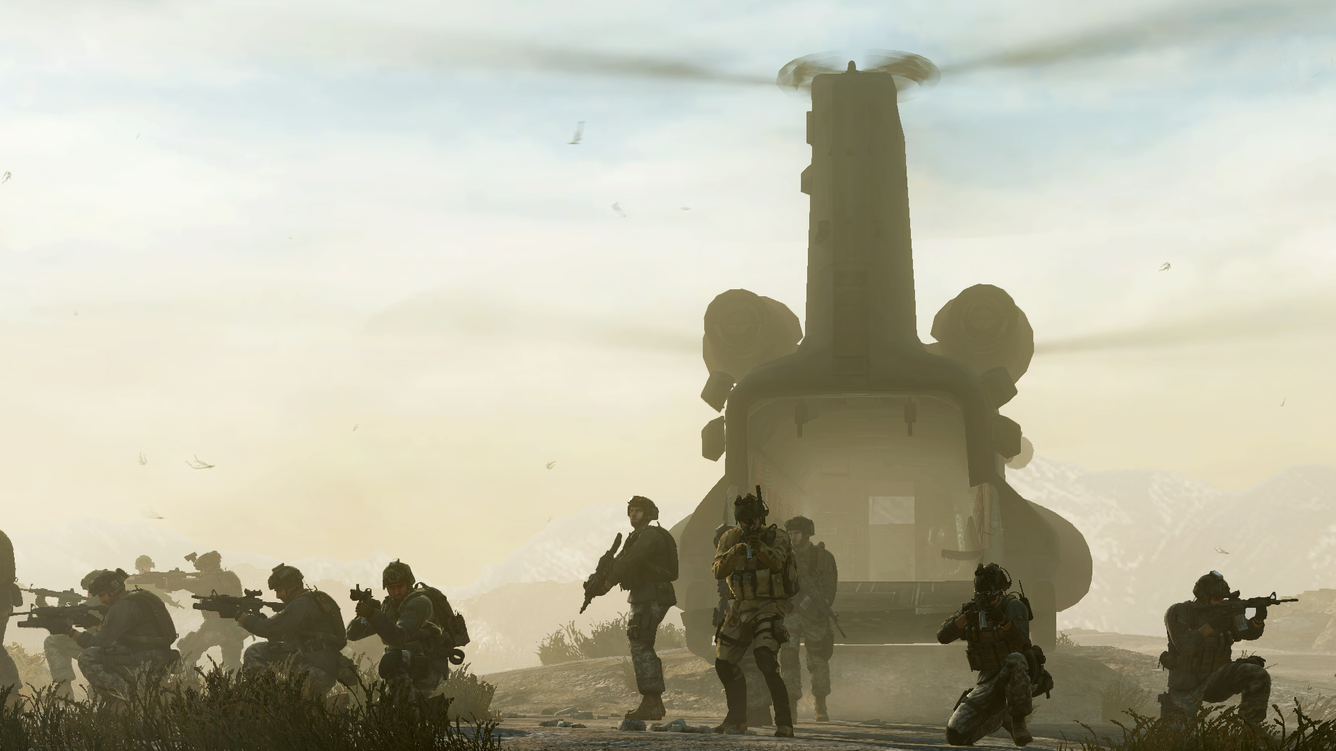 Odstartovala otevřená beta Medal of Honor 16639