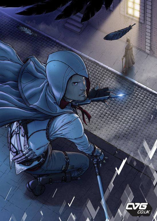 Assassin's Creed ve vesmíru? 16666