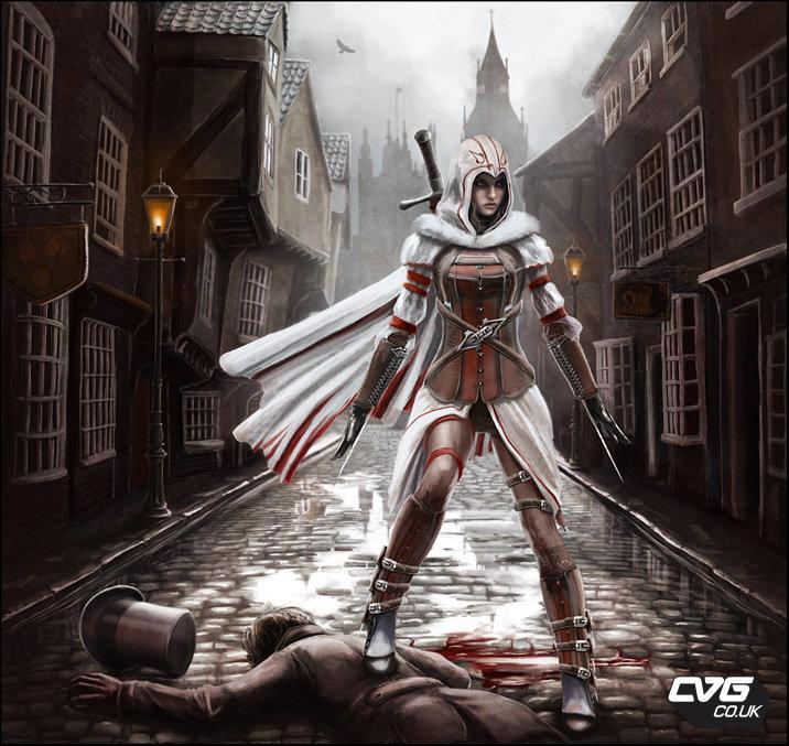 Assassin's Creed ve vesmíru? 16667