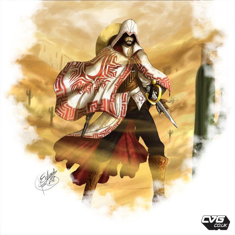 Assassin's Creed ve vesmíru? 16668