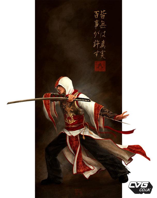 Assassin's Creed ve vesmíru? 16670