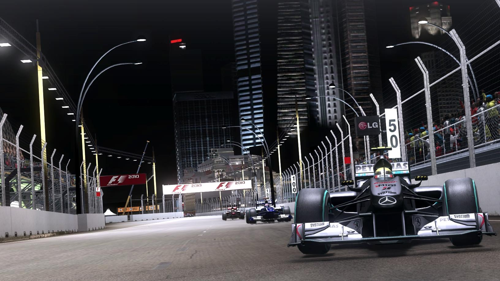 Každý rok jedny nové závody Formule 1 17047
