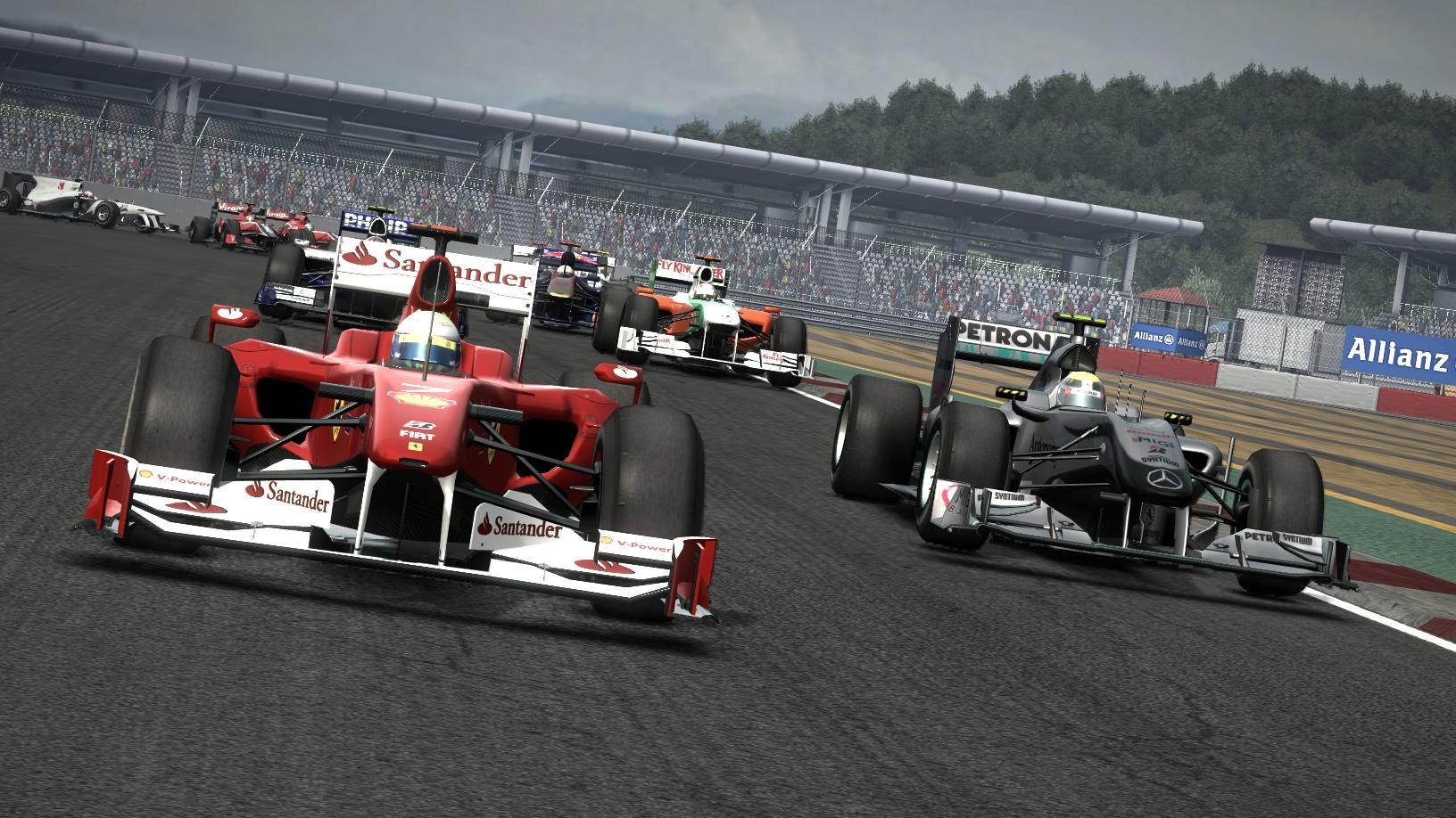 Každý rok jedny nové závody Formule 1 17050