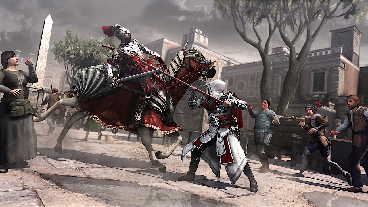 Assassin's Creed: Brotherhood - galerie z TGS 17417