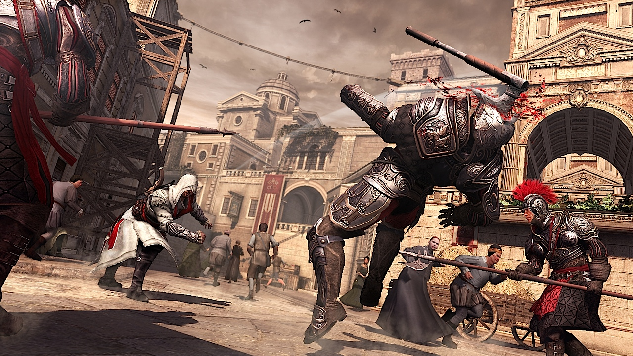 Assassin's Creed: Brotherhood - galerie z TGS 17418