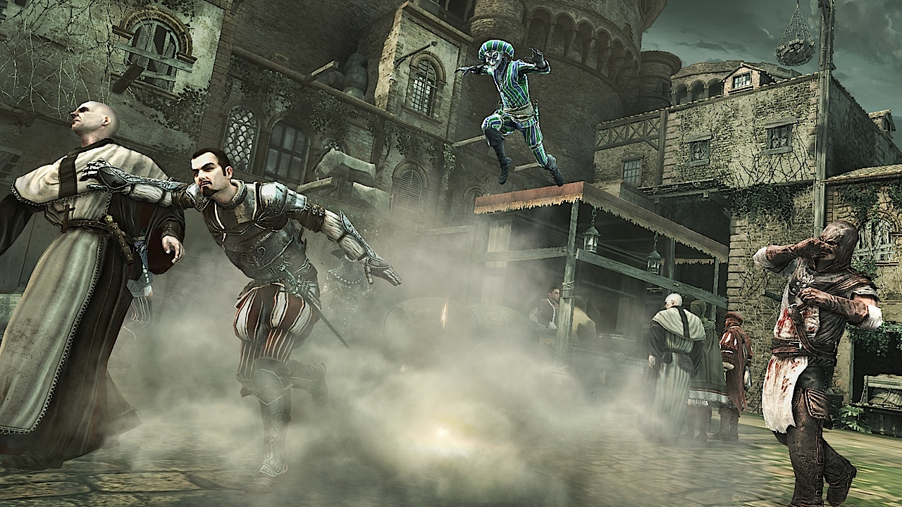 Assassin's Creed: Brotherhood - galerie z TGS 17419