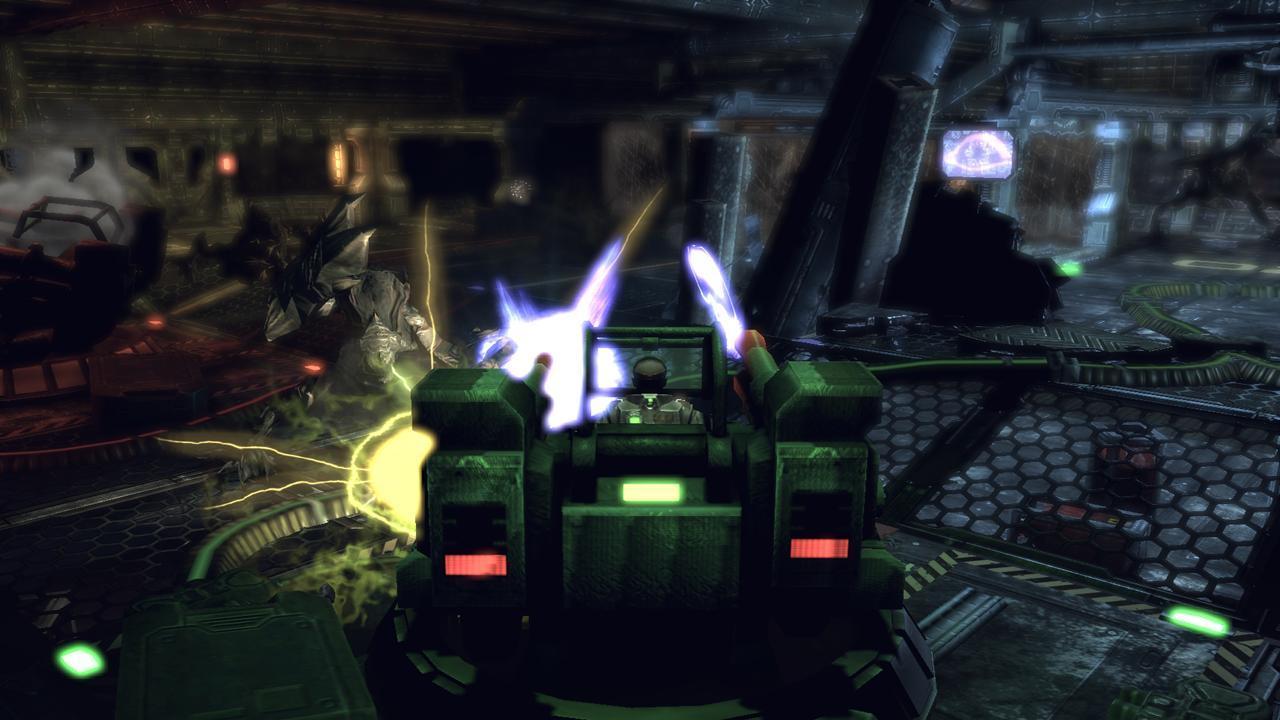 Blíží se arkádová sci-fi akce Alien Breed 2: Assault 17605