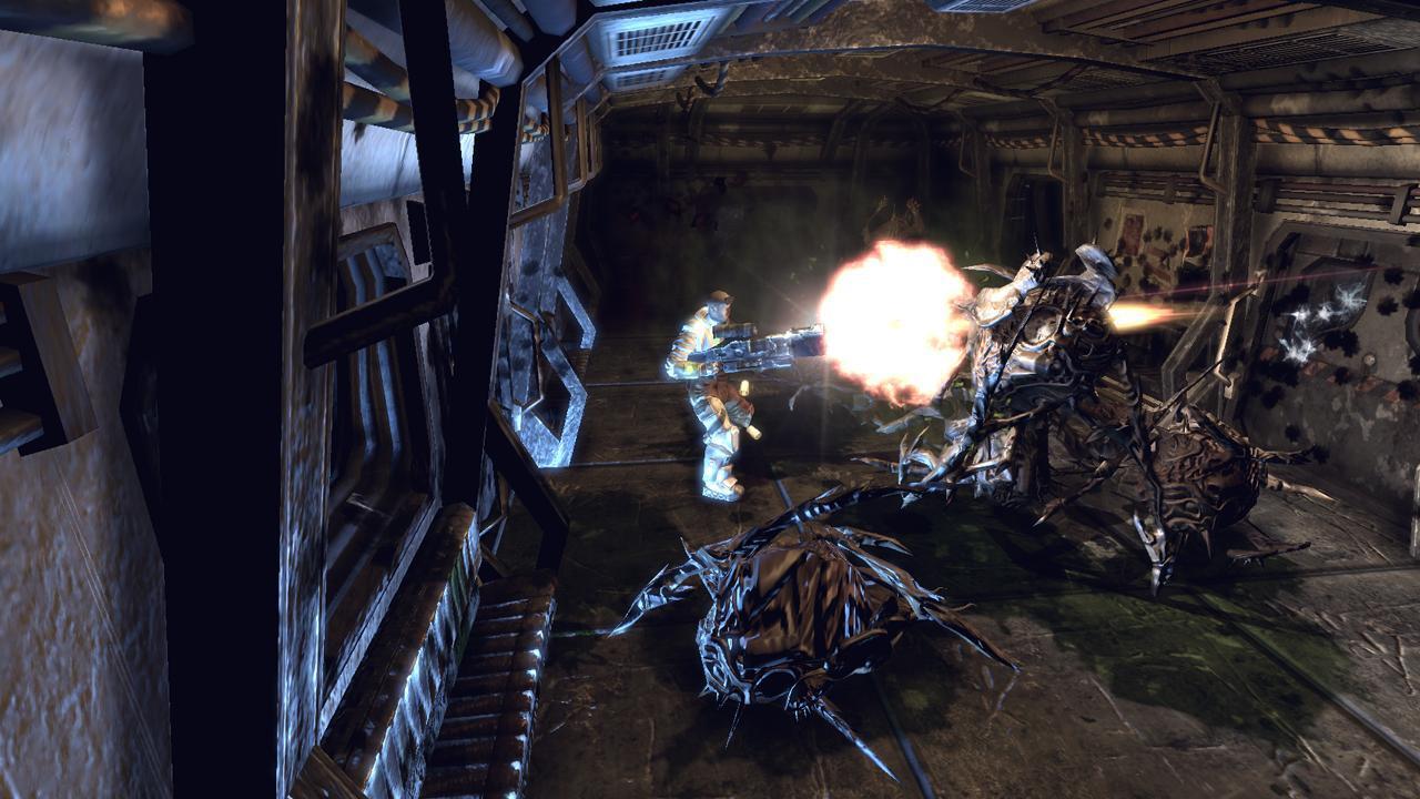 Blíží se arkádová sci-fi akce Alien Breed 2: Assault 17607
