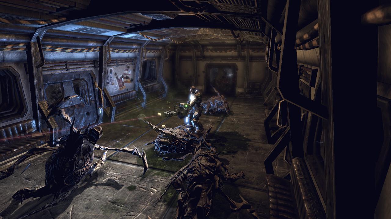 Blíží se arkádová sci-fi akce Alien Breed 2: Assault 17608