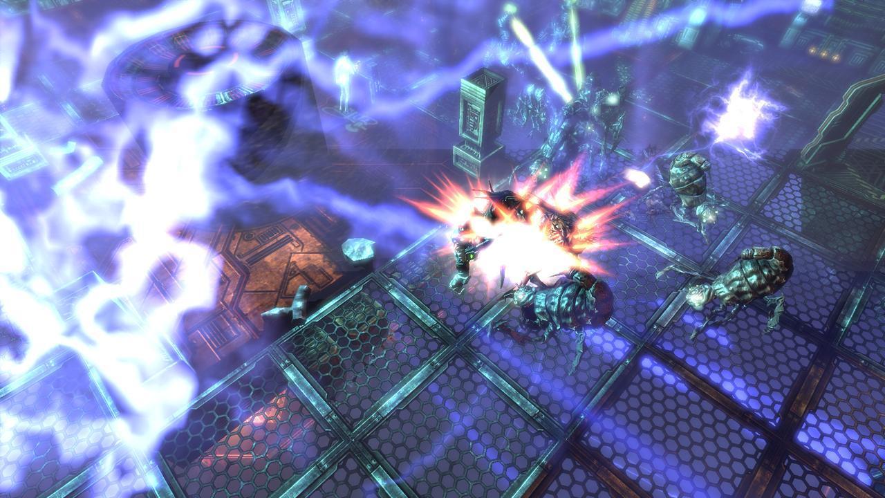 Blíží se arkádová sci-fi akce Alien Breed 2: Assault 17609