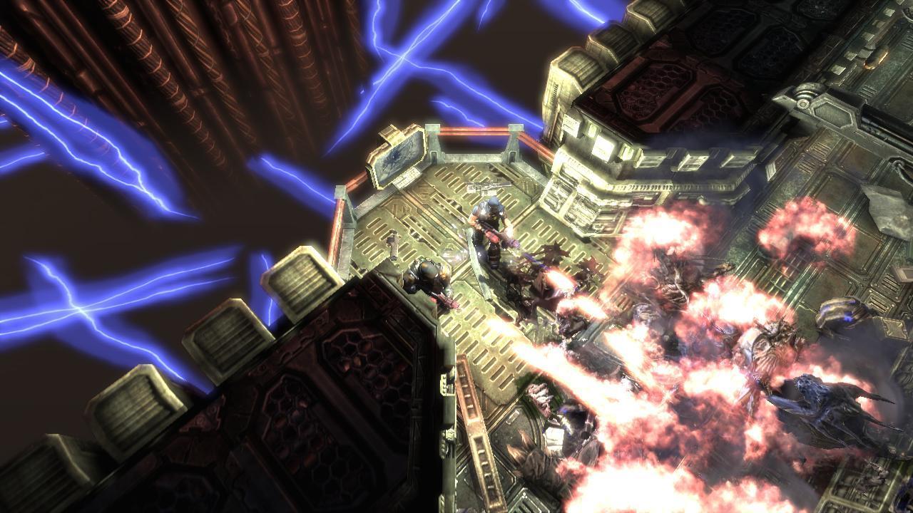 Blíží se arkádová sci-fi akce Alien Breed 2: Assault 17610