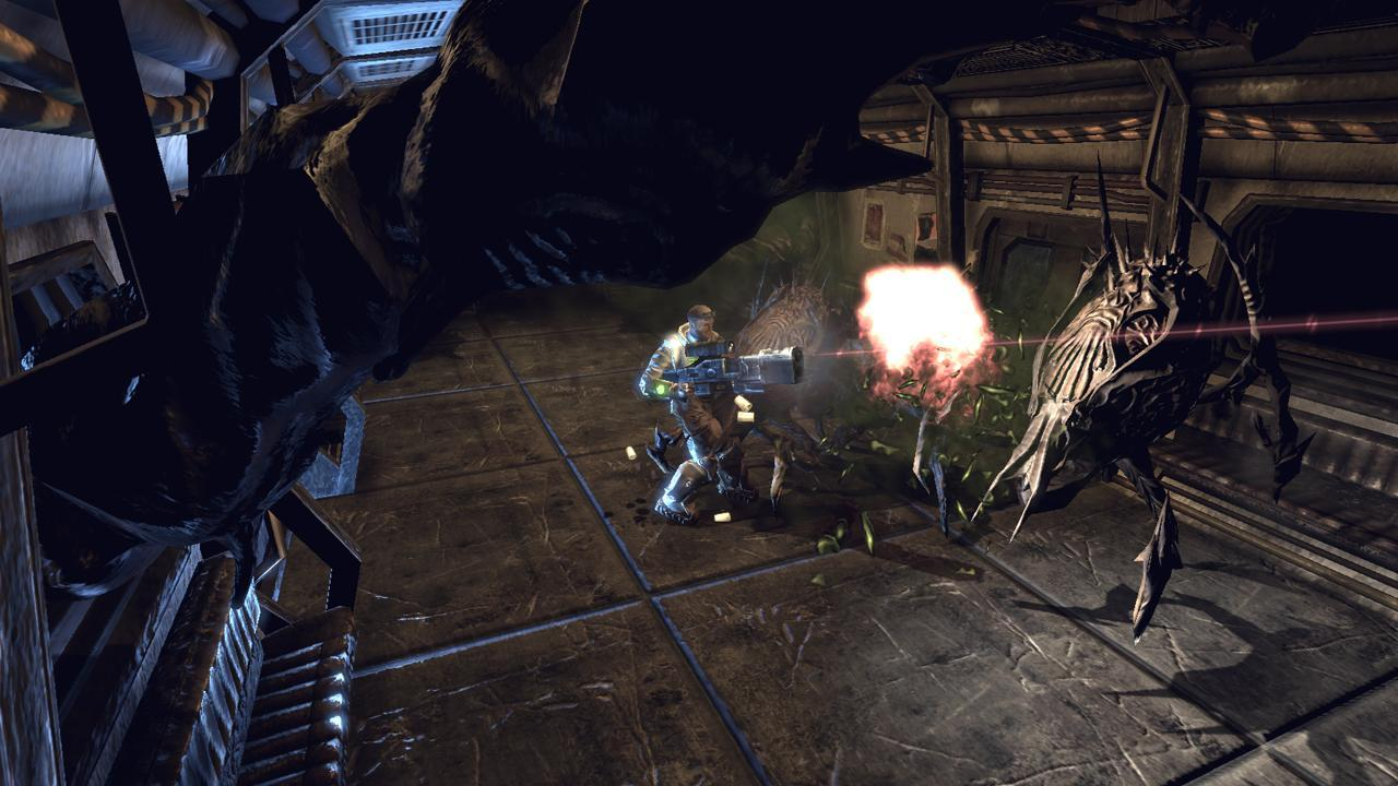 Blíží se arkádová sci-fi akce Alien Breed 2: Assault 17612