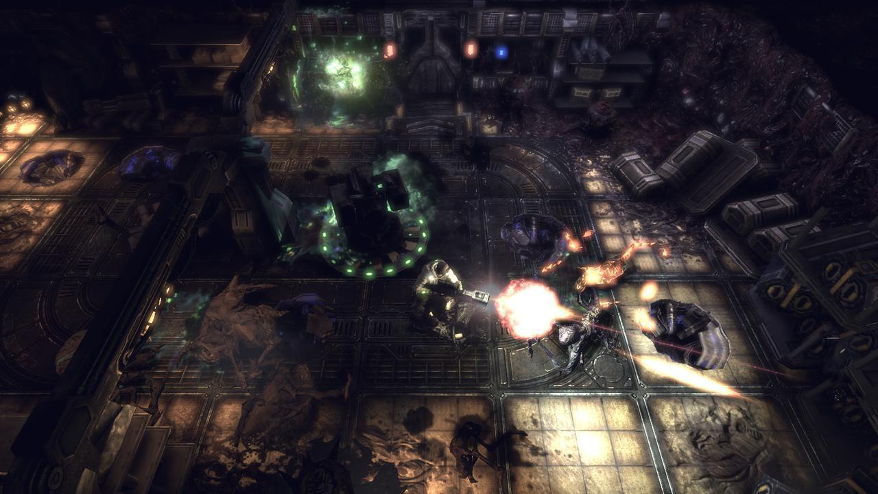 Blíží se arkádová sci-fi akce Alien Breed 2: Assault 17614