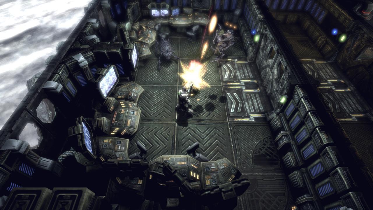 Blíží se arkádová sci-fi akce Alien Breed 2: Assault 17615