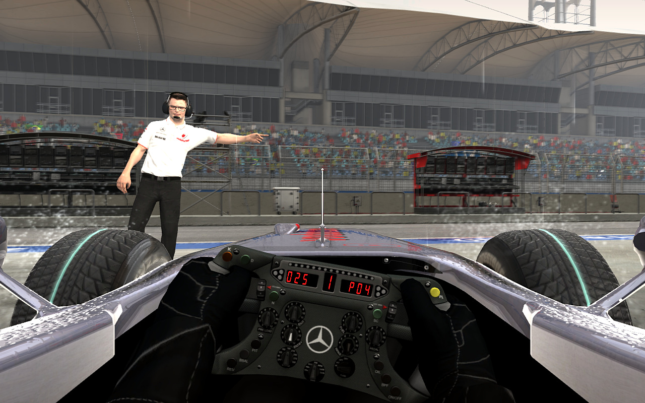Podpora DirectX 11 v F1 2010 + nová galerie s efekty 17659