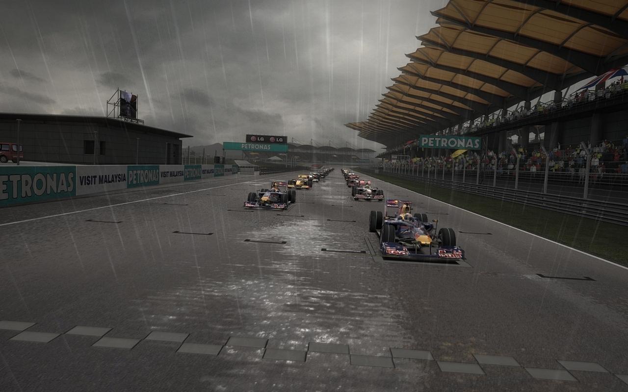 Podpora DirectX 11 v F1 2010 + nová galerie s efekty 17660