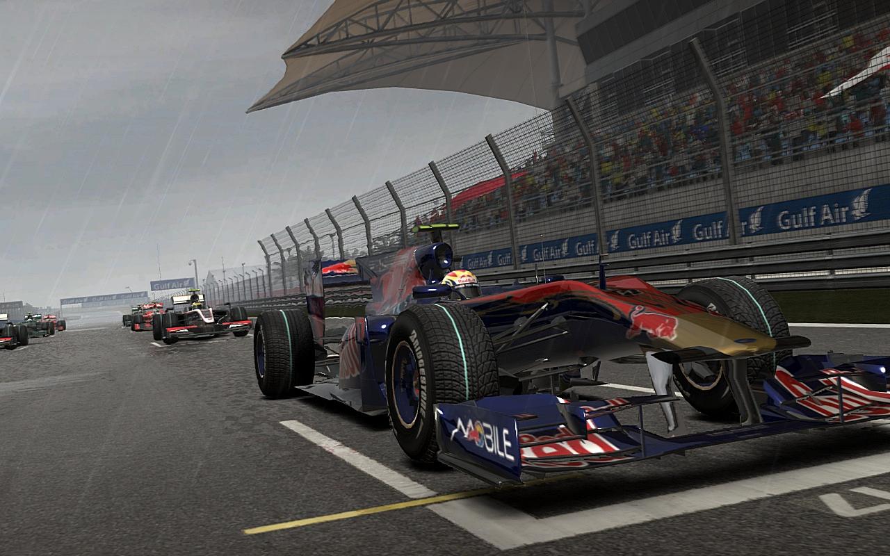 Podpora DirectX 11 v F1 2010 + nová galerie s efekty 17661