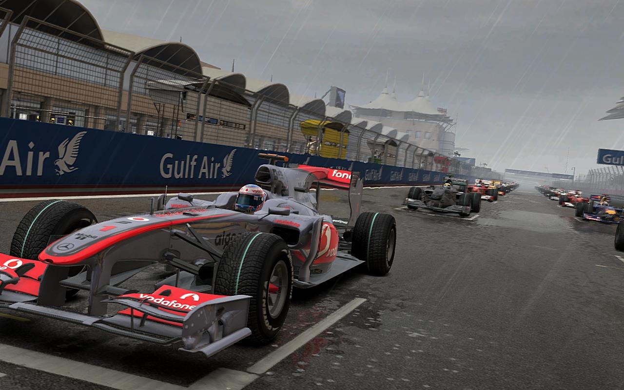 Podpora DirectX 11 v F1 2010 + nová galerie s efekty 17663
