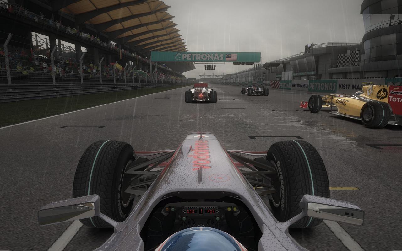 Podpora DirectX 11 v F1 2010 + nová galerie s efekty 17664