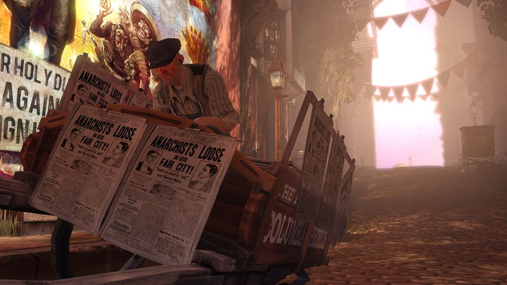 První gameplay záběry z BioShock Infinite + galerie 17790