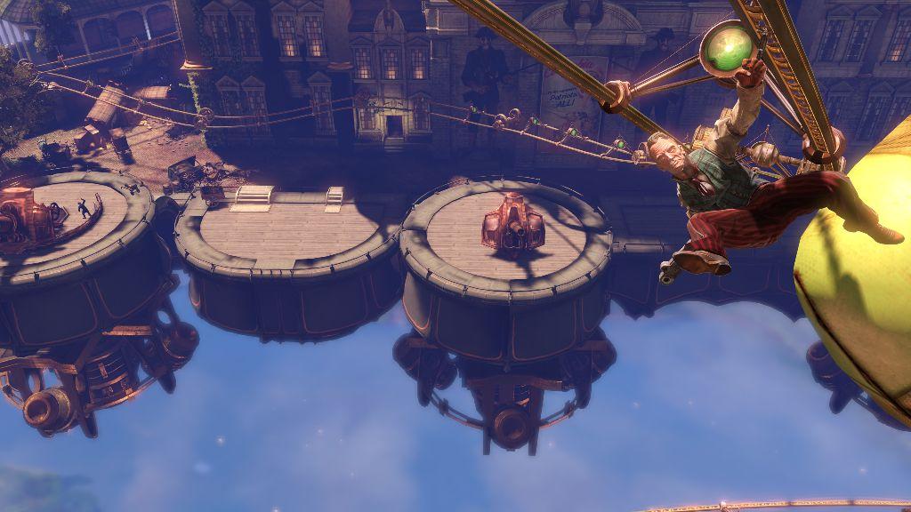 První gameplay záběry z BioShock Infinite + galerie 17791