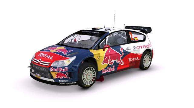 Představeny všechny vozy z rallye závodů WRC 17797