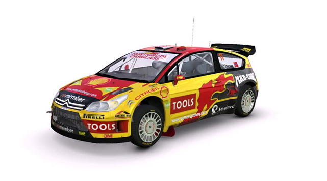 Představeny všechny vozy z rallye závodů WRC 17798