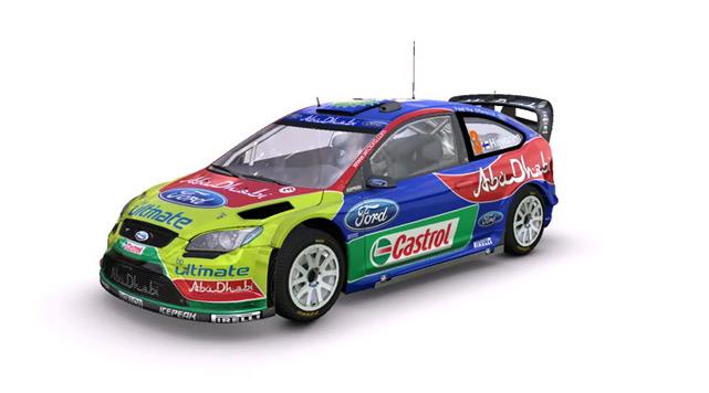 Představeny všechny vozy z rallye závodů WRC 17800