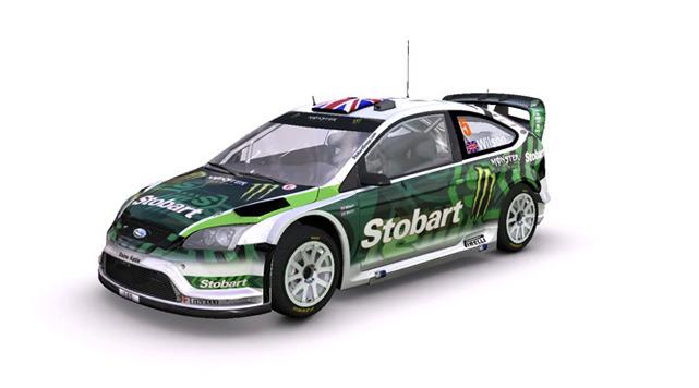 Představeny všechny vozy z rallye závodů WRC 17801