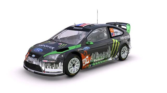Představeny všechny vozy z rallye závodů WRC 17803
