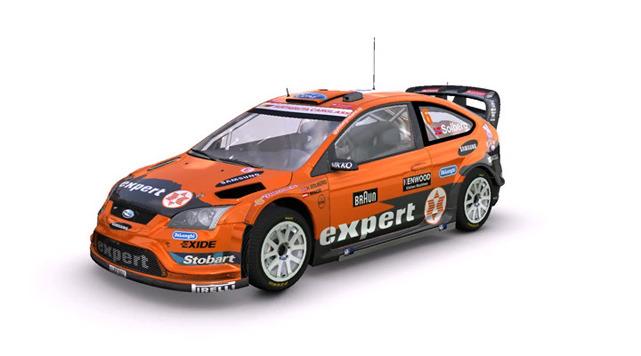 Představeny všechny vozy z rallye závodů WRC 17804