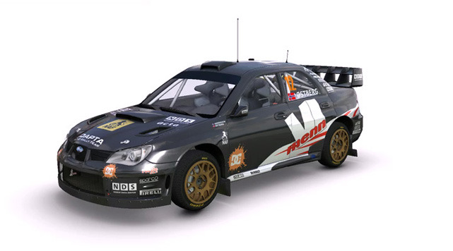 Představeny všechny vozy z rallye závodů WRC 17806
